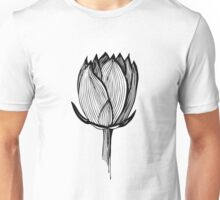 The Dark Rose Unisex T-Shirt