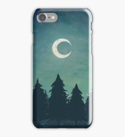 Deep Woods iPhone Case/Skin