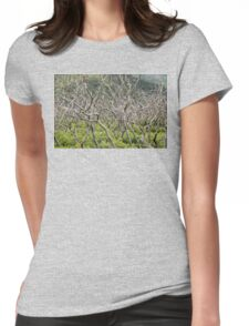 Naked Ladies Dancing Womens Fitted T-Shirt