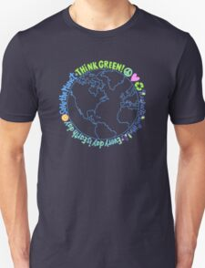 Think Green World Unisex T-Shirt