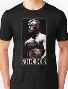 Conor McGregor - Notorious Unisex T-Shirt