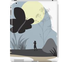 Be amazed iPad Case/Skin
