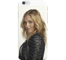 Eliza Taylor - Clarke Griffin - Poster iPhone Case/Skin