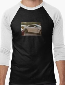 GTR and BMW M4 Men's Baseball ¾ T-Shirt