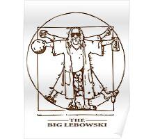Big Lebowski T-Shirts  Poster