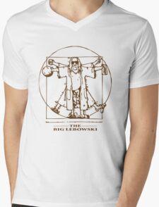 Big Lebowski T-Shirts  Mens V-Neck T-Shirt