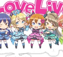 Love Live! Chibi Design Sticker