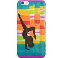 Lizzie B on the Beach iPhone Case/Skin