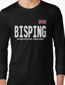 Michael Bisping Represent [FIGHT CAMP] Long Sleeve T-Shirt