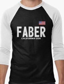 Urijah Faber Represent [FIGHT CAMP] Men's Baseball ¾ T-Shirt