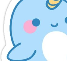 Cute Narwhale  Sticker