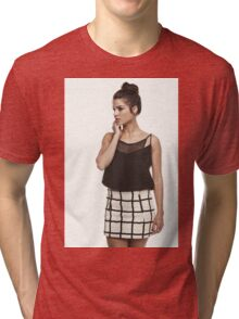 Marie Avgeropoulos - Octavia Blake - The 100 Tri-blend T-Shirt