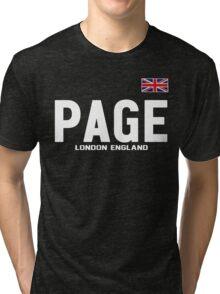 Michael VENOM Page Represent [FIGHT CAMP] Tri-blend T-Shirt