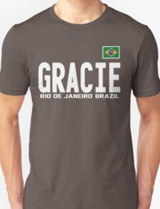 Gracie Represent [FIGHT CAMP] Unisex T-Shirt