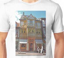 Old Building in Miltenberg Unisex T-Shirt