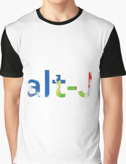 Alt J This is All Yours Graphic T-Shirt