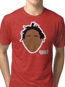 Cornrow Kenny Tri-blend T-Shirt