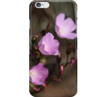 Pretty Pink Sundew iPhone Case/Skin