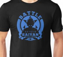 Battle Saiyan Unisex T-Shirt