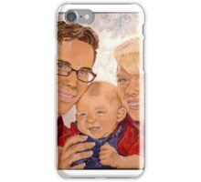 Happy Parents iPhone Case/Skin