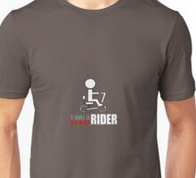 I am a scoot rider Unisex T-Shirt