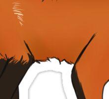 Maned Wolf Sticker