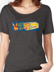 BUNNY BREAD Women's Relaxed Fit T-Shirt