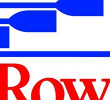 US Rowing Logo Sticker