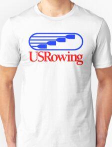 US Rowing Logo Unisex T-Shirt