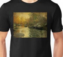 A Golden Autumn at the Unami Unisex T-Shirt