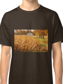 Autumn Corn Classic T-Shirt