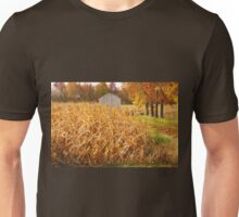 Autumn Corn Unisex T-Shirt