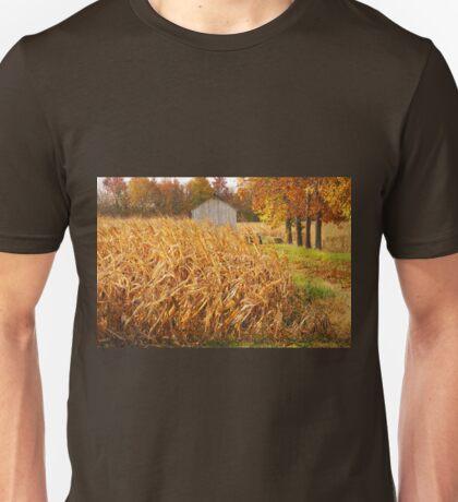 Autumn Corn Unisex T-Shirt