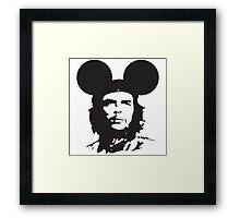 Che Guevara Mickey Framed Print