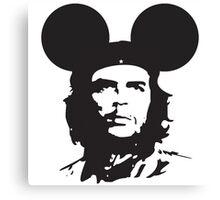 Che Guevara Mickey Canvas Print