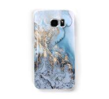 Milky Gold Swirl Samsung Galaxy Case/Skin