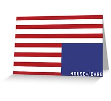 House of Cards   Greeting Card
