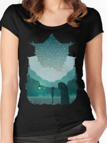 Spirited Journey Women's Fitted Scoop T-Shirt