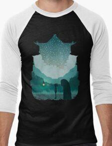 Spirited Journey Men's Baseball ¾ T-Shirt