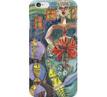 Boipiea Brazil iPhone Case/Skin
