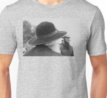 Amish Faces Unisex T-Shirt