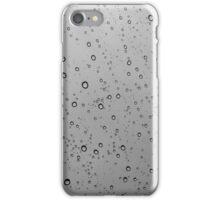Grey Rain iPhone Case/Skin