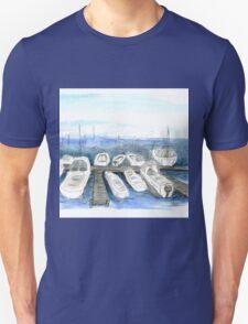 Marina, San Francisco Unisex T-Shirt