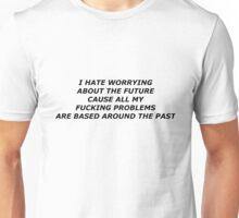 FINE, GREAT- MODERN BASEBALL Unisex T-Shirt