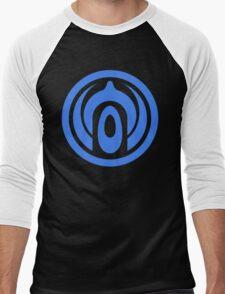 Phantasy Star Online Section ID: Bluefull Men's Baseball ¾ T-Shirt