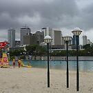 Fabulous Streets -Beach Brisbane by Ellanita