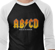 AB/CD : BACK IN BOOK Men's Baseball ¾ T-Shirt
