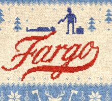 fargo Sticker
