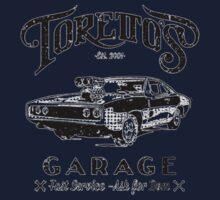 Torettos Garage Kids Tee