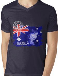 Australia - Eurovision 2016 Mens V-Neck T-Shirt
